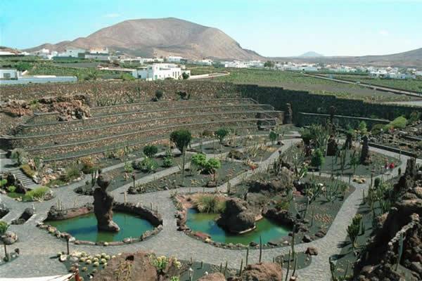 for Jardin de cactus lanzarote