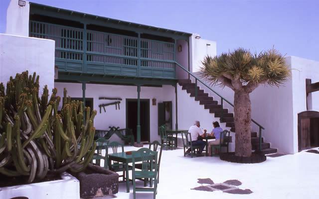 Arquitectura tradicional canaria - Las casas canarias lanzarote ...